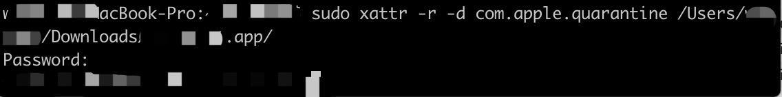 """macOS Catalina 安装软件提示""""已损坏,无法打开。您应该将它移到废纸篓。""""的解决办法"""