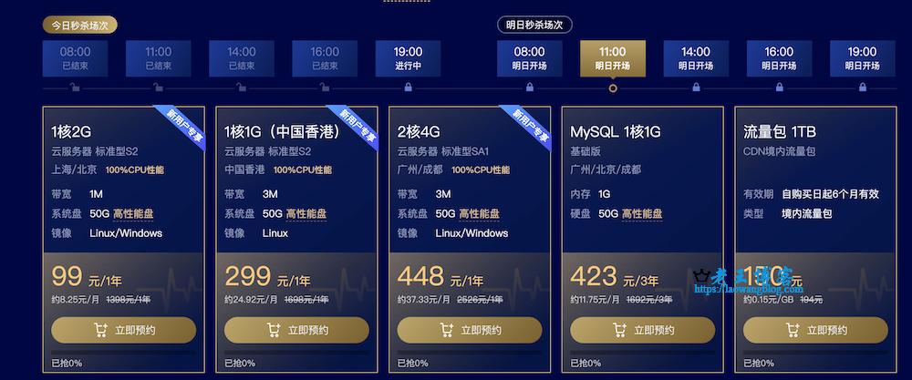 腾讯云香港便宜云服务器